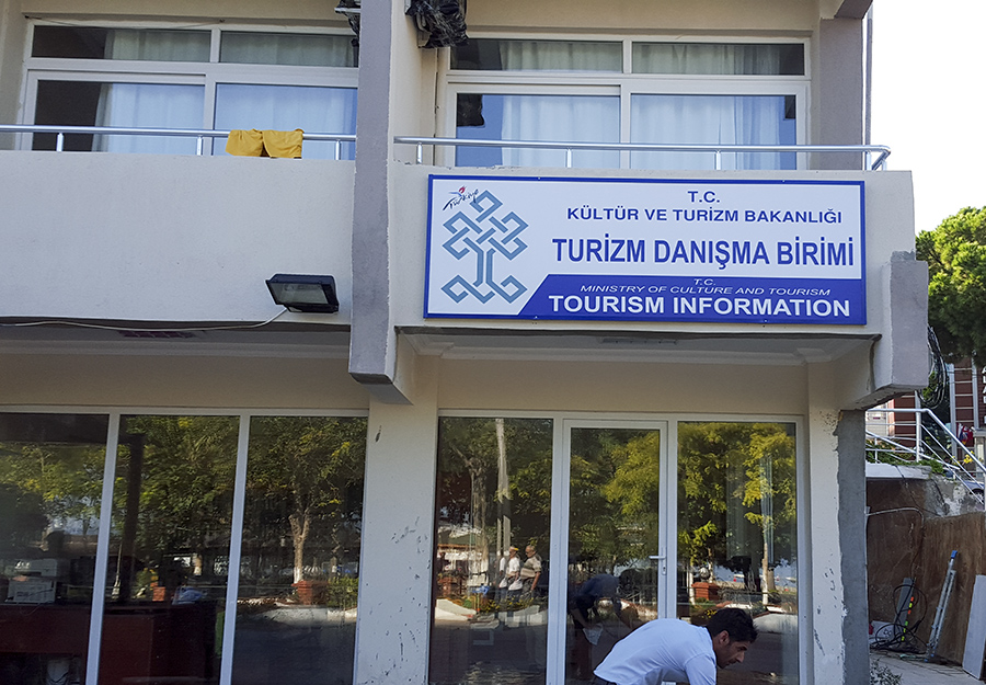 Didim Tourist Information Centre Tourism